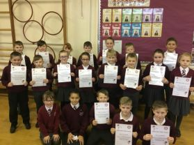 P5B and P5/6W are Black Belts!