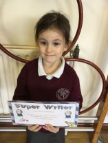 Woodlawn's Star Writers - March 2018