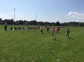 P4-7 Sports Day 2018