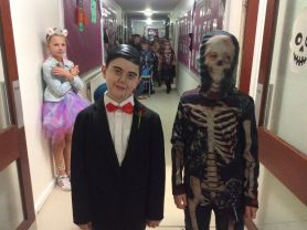 Senior Halloween Disco