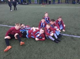 More Success for Woodlawn Footballers