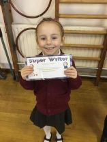 Star writer's of the month - November 2018