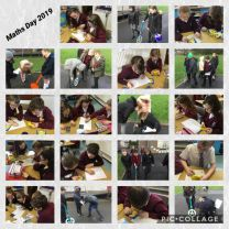 Maths Day in P5/6