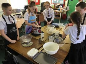 The P7 Victorian Bake Off!