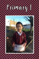 Joyful January Pupils of the Month
